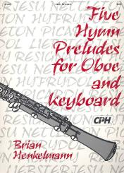 5 Hymn Preludes for oboe and keyboard