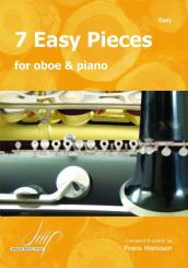 7 easy pieces for oboe and piano