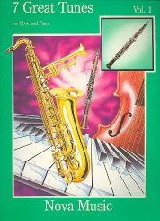7 great Tunes vol.1 for oboe and piano