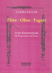 Buch: Flöte, Oboe und Fagott in der Kammermusik (de)