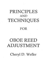 Book: Oboe reed adjustment (en)