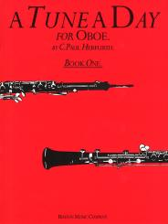 A Tune a Day vol.1 for oboe, Herfurth, C. Paul, ed
