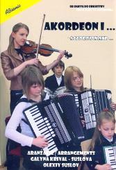 Accordion and ... for 2 accordions, piano, flute, oboe, percussion and violin, score