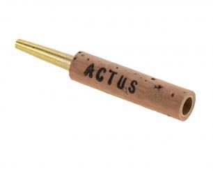 Hülse für Oboe: Actus (Nonaka), Messing