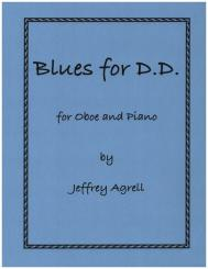 Agrell, Jeffrey: Blues for D.D. for oboe and piano