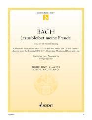 Bach, Johann Sebastian: Jesus bleibet meine Freude BWV147 für Oboe und Klavier