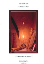 Book: Method for Baroque Oboe