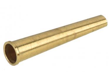 イングリッシュホルン・チューブ:Chiarugi Typ2, 真鍮製 - チューブ下部 縁あり