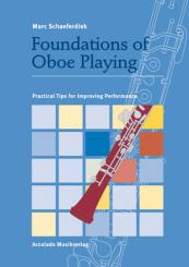 Book: Foundations of oboe playing (en)