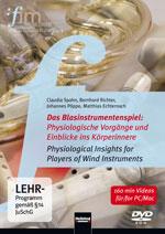 DVD: Das Blasinstrumentenspiel: Physiologische Vorgänge und Einblicke ins Körperinnere
