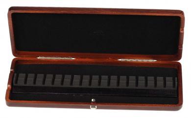 Astuccio in legno per 18 ance per oboe