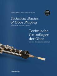 Technical Basics of Oboe Playing/Technische Grundlagen der Oboe - Junioredition