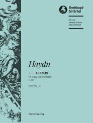 Haydn, Franz Joseph: Konzert C-Dur Hob.VIIg:C1 für Oboe und Orchester, für Oboe und Klavier