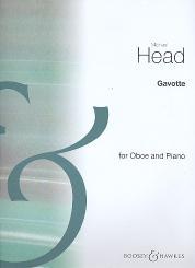 Head, Michael: Gavotte for oboe and piano