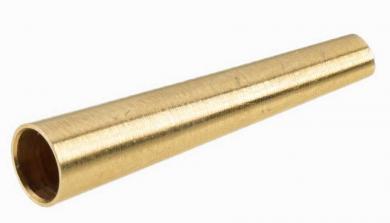 イングリッシュホルン・チューブ: Loree , 真鍮製 (縁なし)