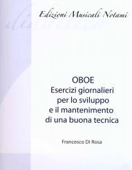 Book: Daily exercices for oboe