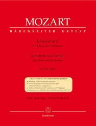 Mozart, Wolfgang Amadeus: Konzert C-Dur KV314 für Oboe und Orchester für Oboe und Klavier
