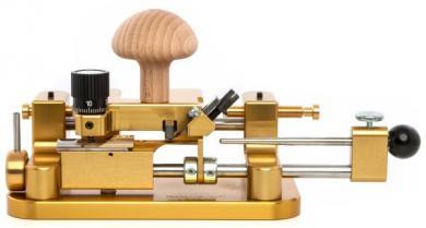 Oboe Profiling Machine, Reeds n Stuff
