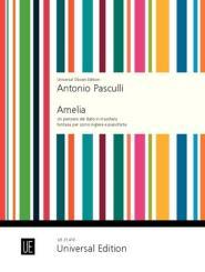 Pasculli, Antonio: Amelia für Englischhorn und Klavier