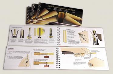 Buch: Kleine Rohrbauanleitung für Oboe
