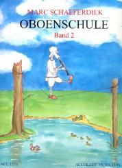 Schaeferdiek, Marc: Oboenschule Band 2