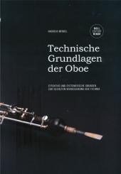 Technische Grundlagen der Oboe - Musikübungsheft, Andreas Mendel - Molledition, deutsch
