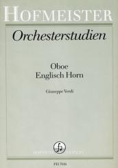 Verdi, Giuseppe: Orchesterstudien für Oboe (Englischhorn)