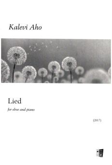 Aho, Kalevi: Lied for oboe and piano
