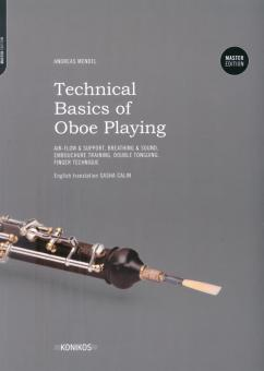 Technical Basics of Oboe Playing - Master Edition