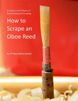 Book: How to Scrape an Oboe Reed