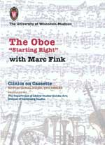 DVD: The Oboe - Starting Right, en