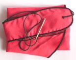 Limpiador de seda para el Oboe (dos piezas)