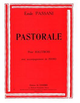 Passani, Emile: Pastorale pour hautbois et piano