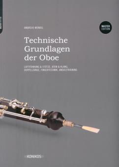 Technische Grundlagen der Oboe - Master Edition (german)